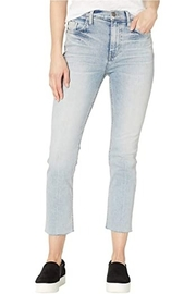 Current Elliot  The Pipe High Waist Dream Lake Jeans - Product Mini Image
