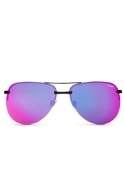 Quay Australia The Playa Sunglasses - Product Mini Image