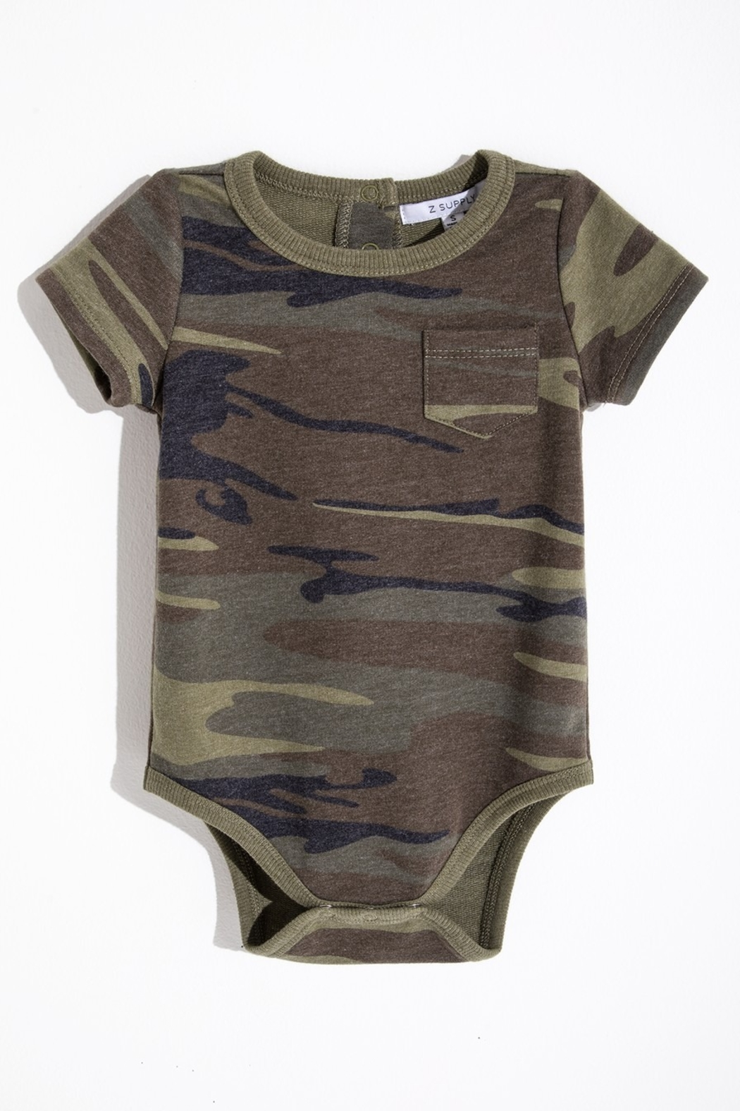z supply The Pocket Onesie - Front Cropped Image