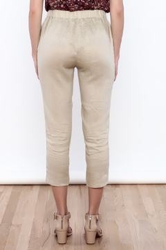 Shoptiques Product: Natural Linen Pants