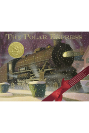 Hachette Book Group The Polar Express - Front cropped