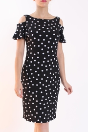 Frank Lyman The Polkadot Dress - Product Mini Image