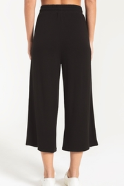 z supply The Premium Fleece Crop Pant - Side cropped