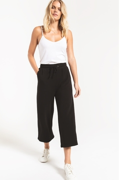 z supply The Premium Fleece Crop Pant - Product List Image