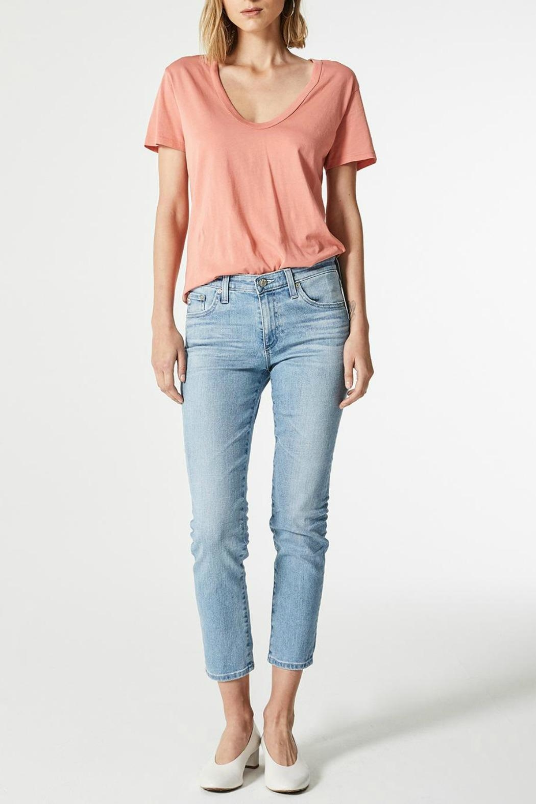1d43a29059e AG Jeans The Prima Crop from Orange County by Jeanni Champagne ...