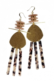 Fabulina Designs The Pryanka Earrings - Product Mini Image