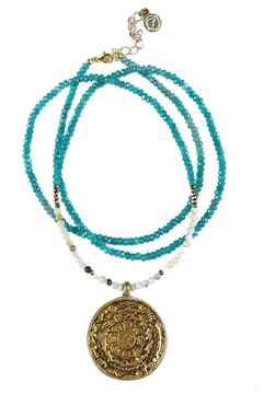 Fabulina Designs The Quenlin Necklace - Product List Image