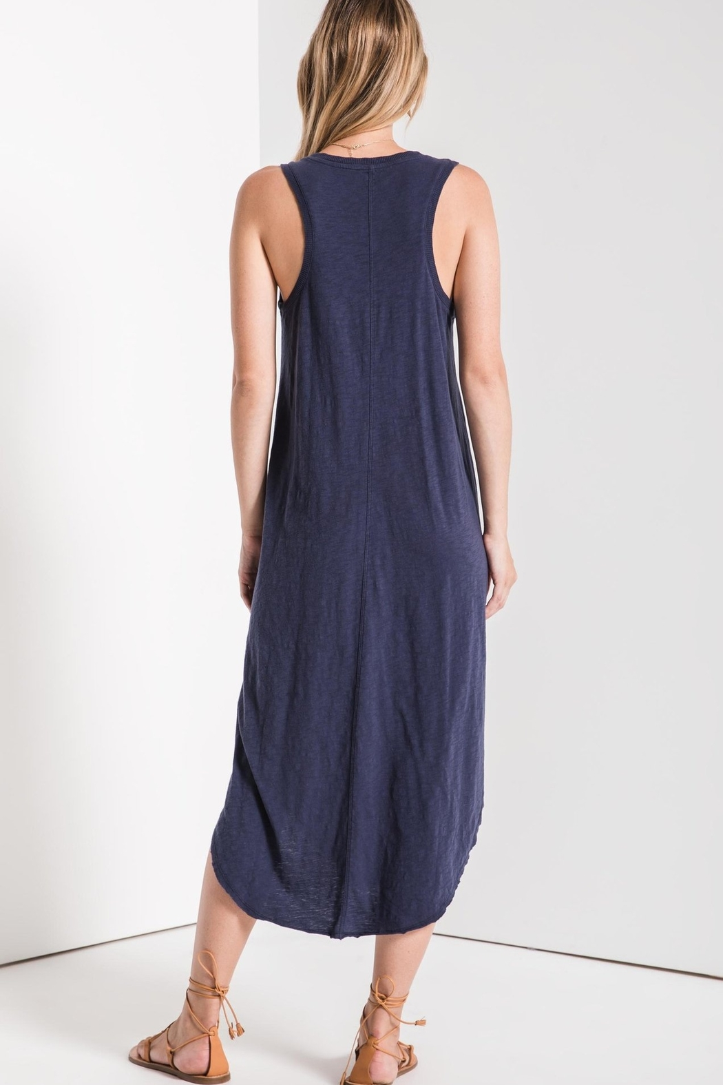 z supply The Reverie Dress - Side Cropped Image