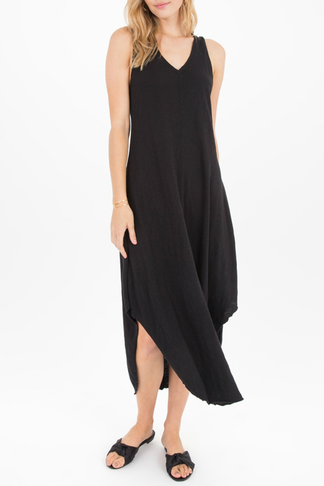 z supply The Reverie Maxi Dress - Front Cropped Image