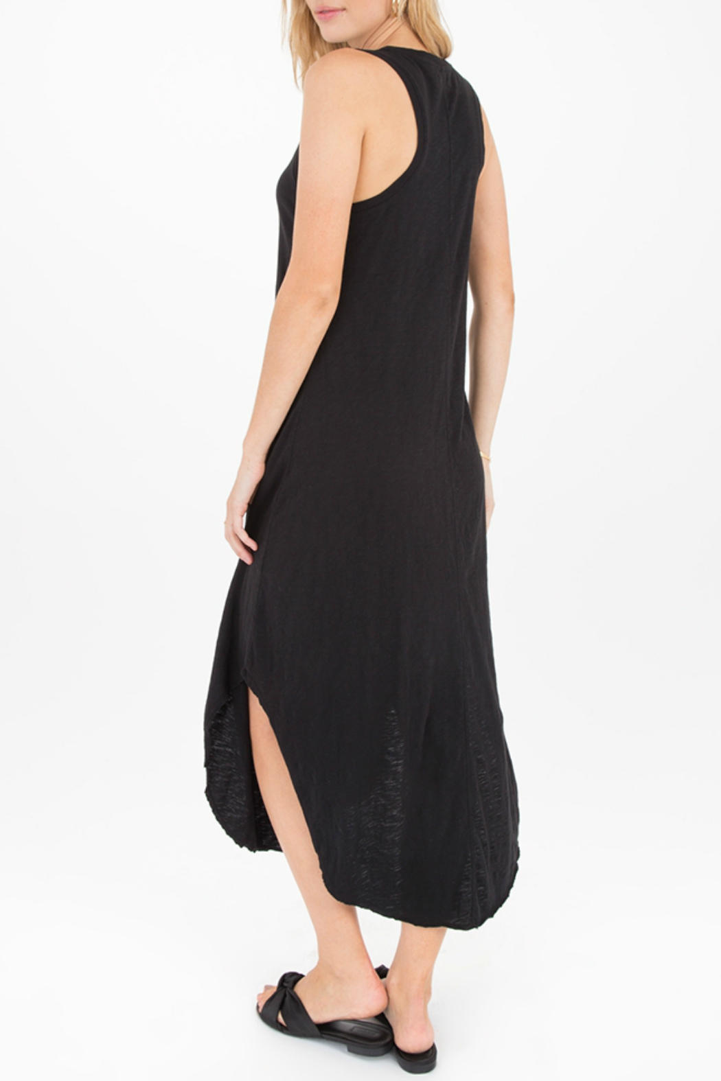 z supply The Reverie Maxi Dress - Front Full Image