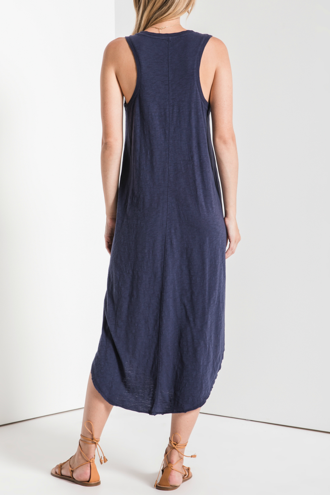 z supply The Reverie Maxi Dress - Side Cropped Image