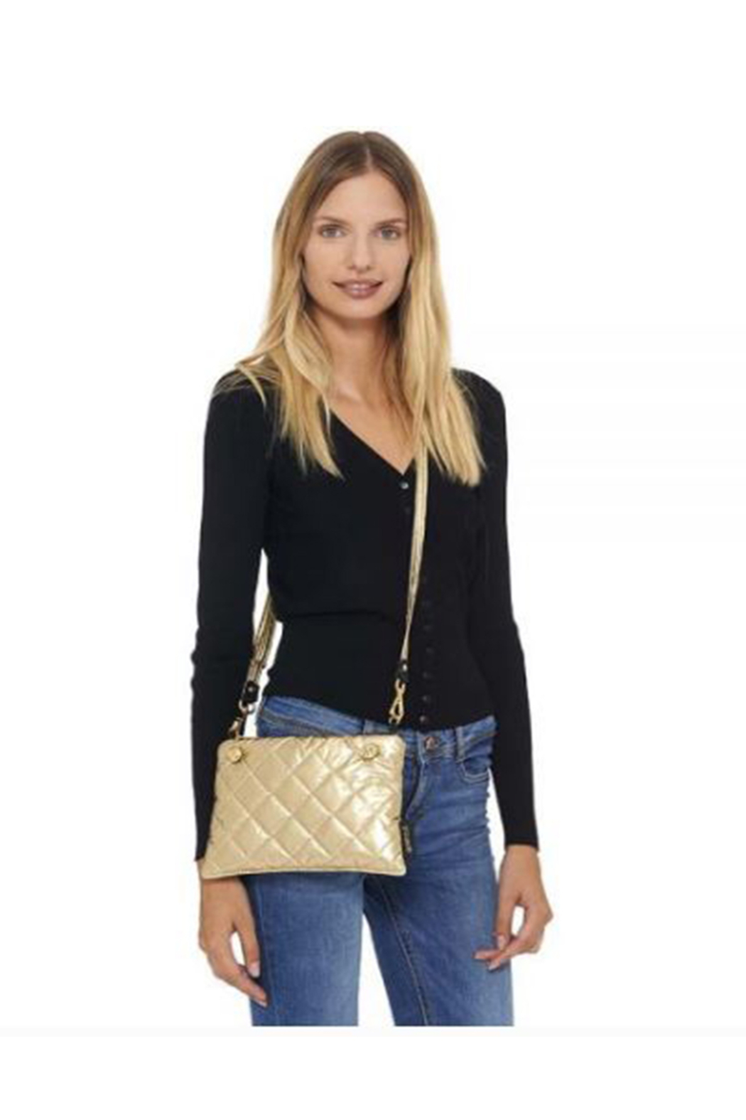 Goldno.8 The Reversible Crossbody - Front Cropped Image