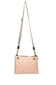 Goldno.8 The Reversible Crossbody - Front cropped