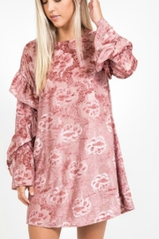 LoveRiche The Rose Dress - Product Mini Image