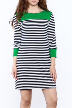 The Royal Standard Green Starboard Dress - Product List Image