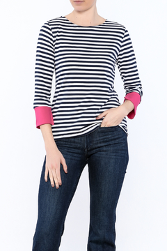 The Royal Standard Pink Starboard Top - Product List Image