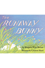 Harper Collins Publishers The Runaway Bunny - Front cropped