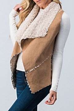 Trend:notes The Sally Vest - Alternate List Image