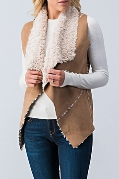 Trend:notes The Sally Vest - Product List Image
