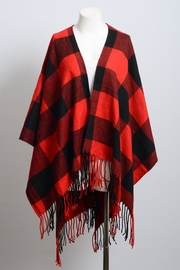 Leto The Selma Poncho - Product Mini Image