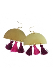 Fabulina Designs Seychelles Earrings - Product Mini Image