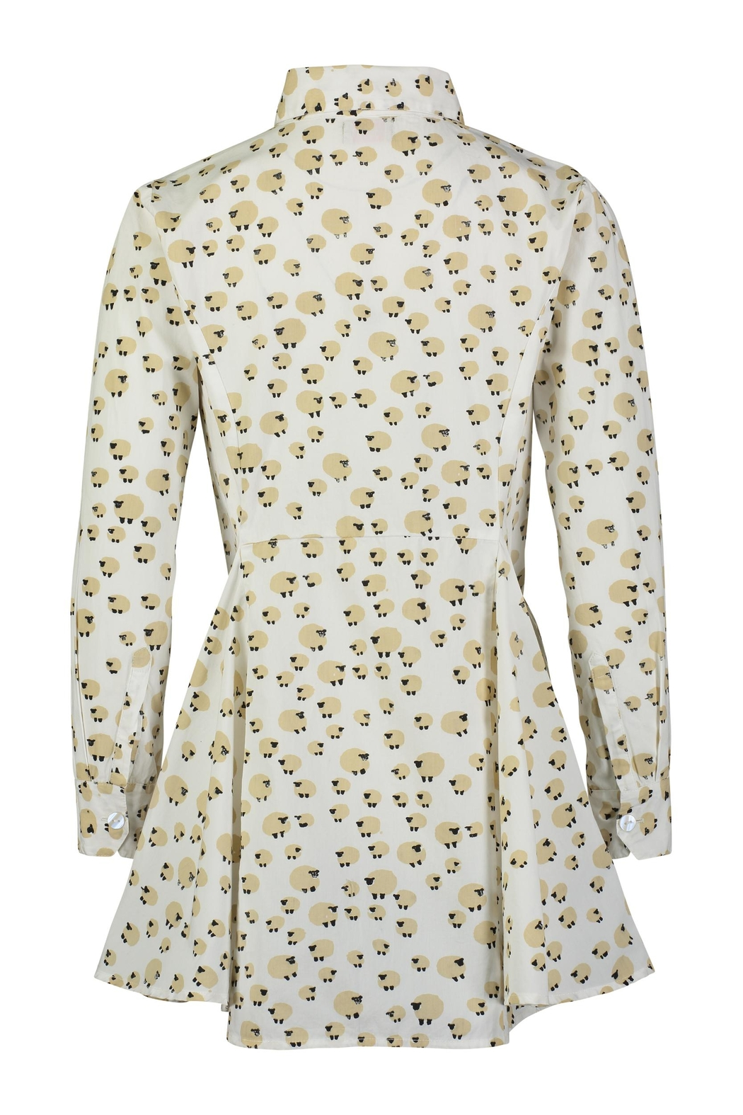 Tulip The Sheeplum Blouse - Front Full Image