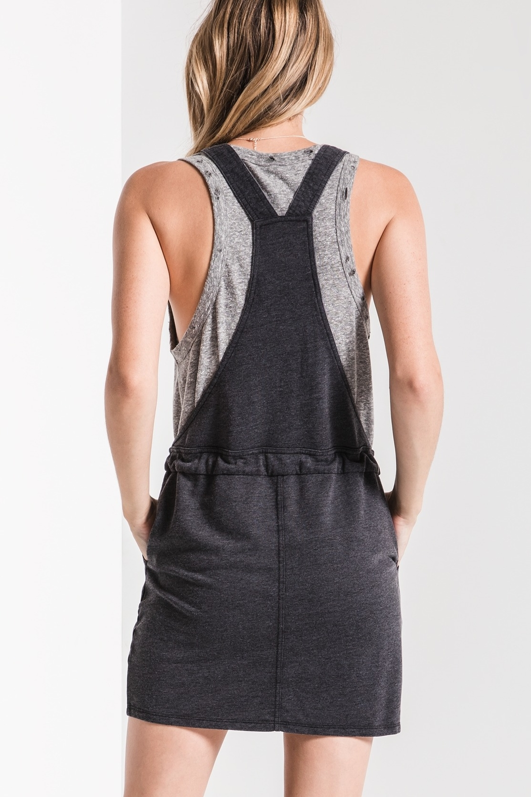 z supply The Skirt Overall - Side Cropped Image