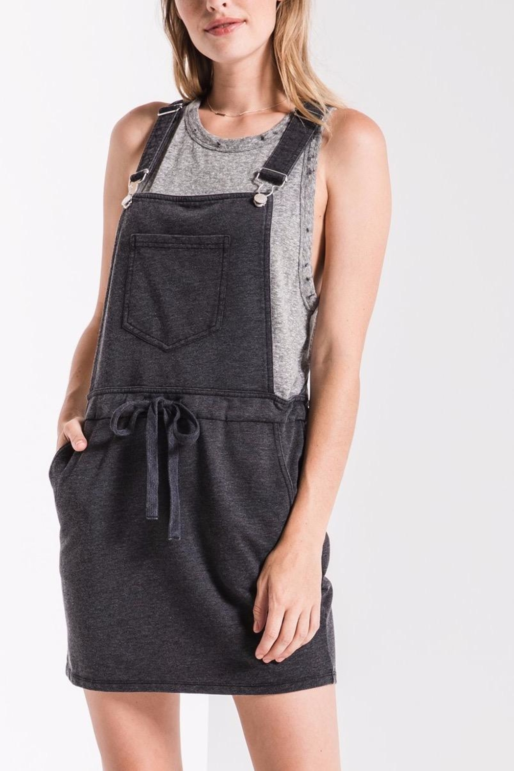 z supply The Skirt Overall - Main Image