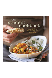 The Birds Nest THE STUDENT COOKBOOK - Front cropped