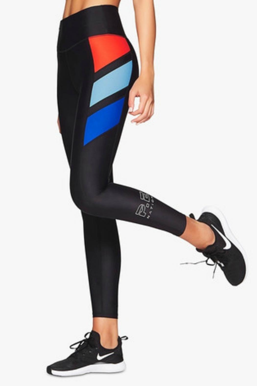98a193b128cf2 P.E NATION The Substitute Legging from New Jersey by Back 2 Basics ...