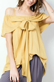easel The Sweet Top - Back cropped
