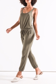 z supply The Tank Jumpsuit - Back cropped