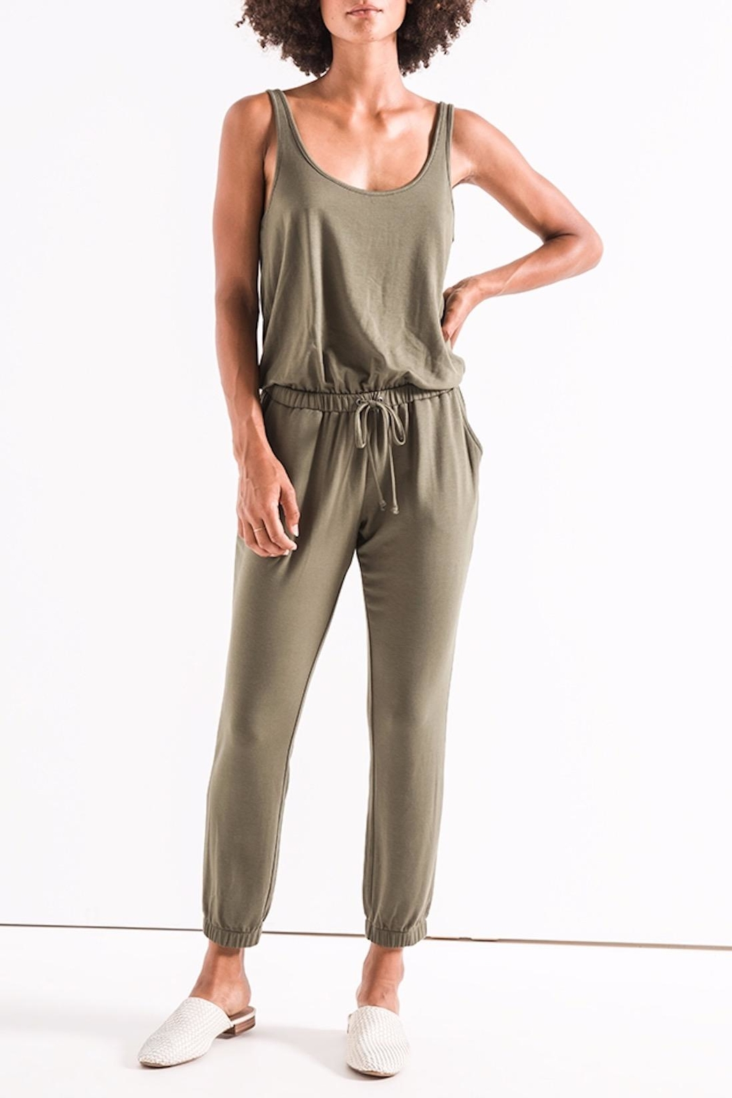 51e2d98685c87 z supply The Tank Jumpsuit from Montauk by Kailani — Shoptiques