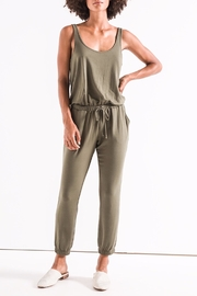 z supply The Tank Jumpsuit - Product Mini Image