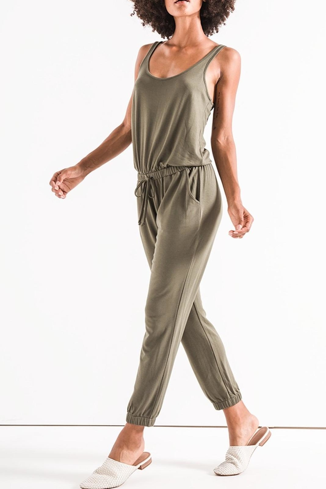 Apricot Lane The Tank Jumpsuit - Main Image
