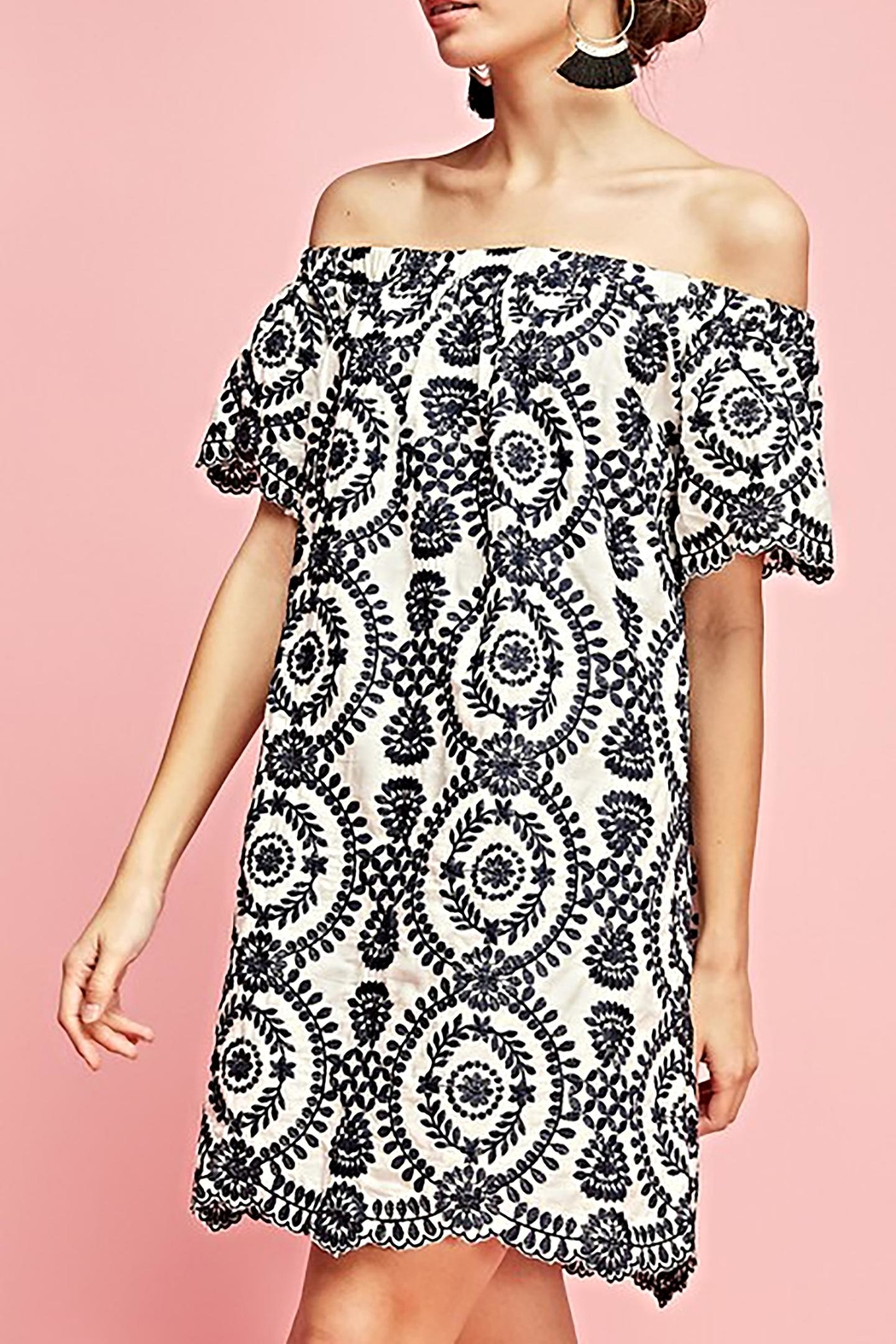 Entro The Tayah Dress - Front Full Image