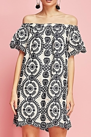 Entro The Tayah Dress - Front cropped