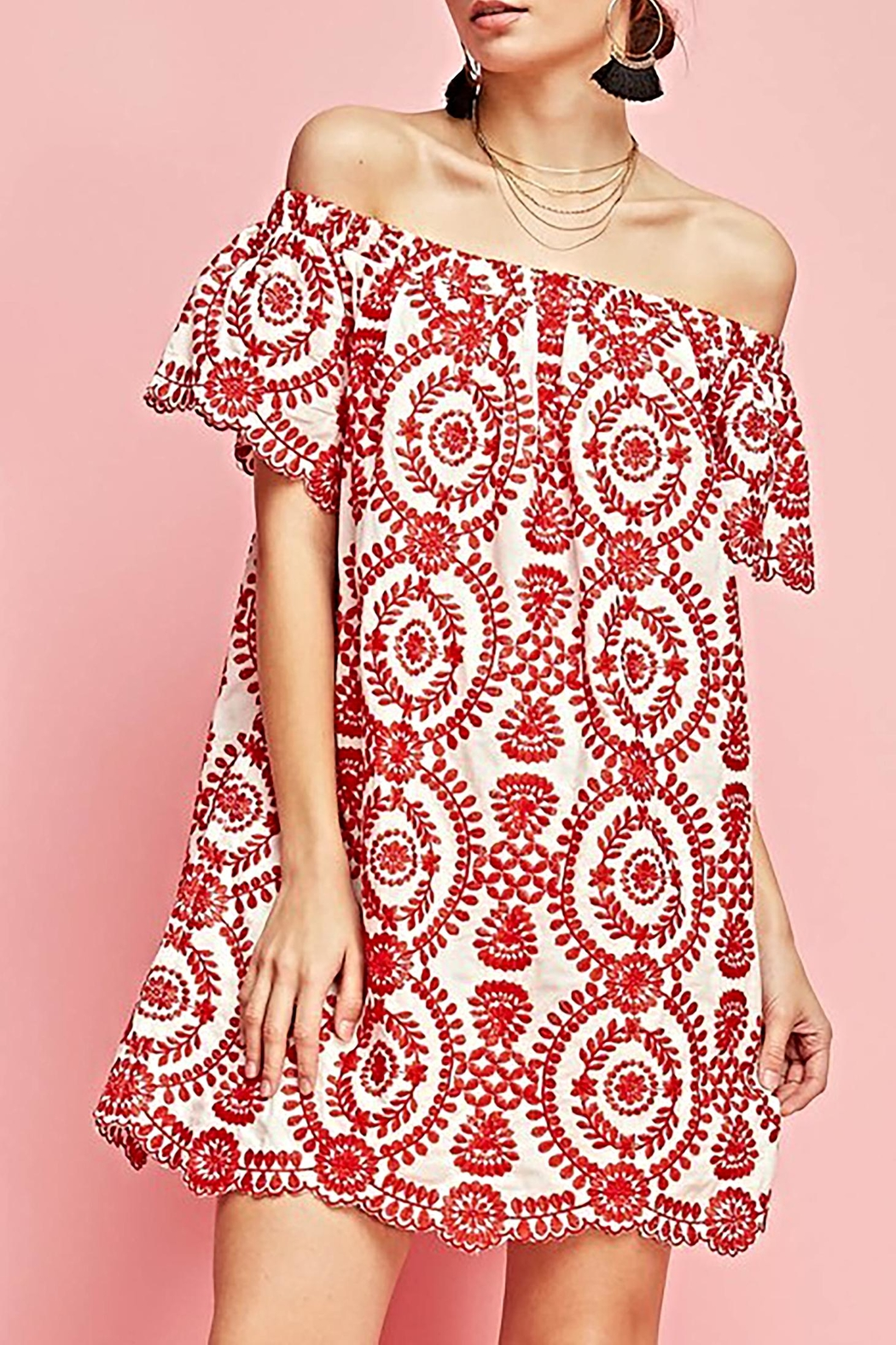 Entro The Tayah Dress - Front Cropped Image