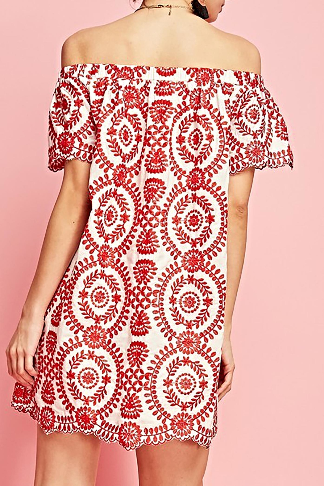 Entro The Tayah Dress - Side Cropped Image
