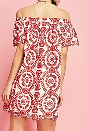 Entro The Tayah Dress - Side cropped
