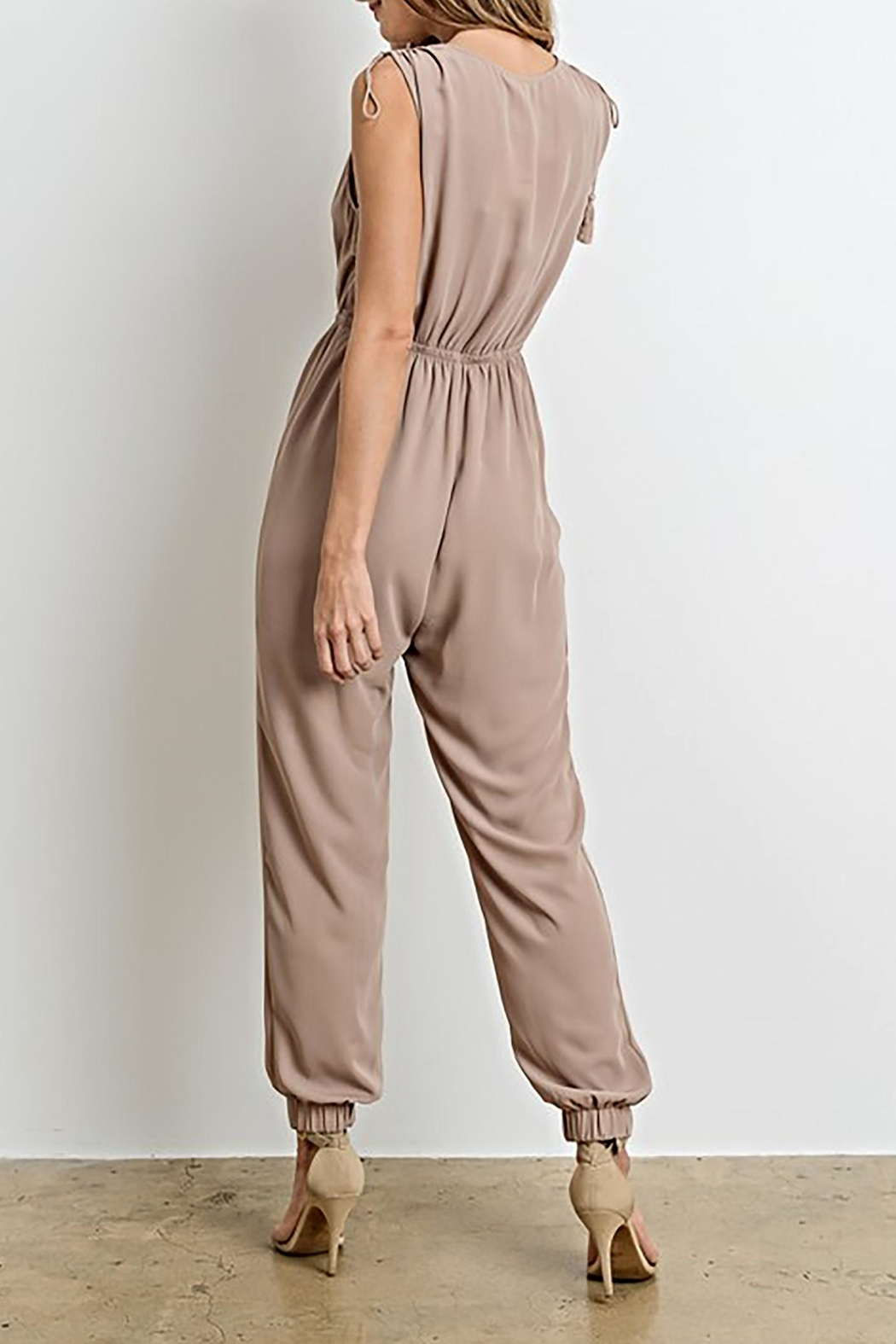 Style Trolley The Teretha Jumpsuit - Side Cropped Image