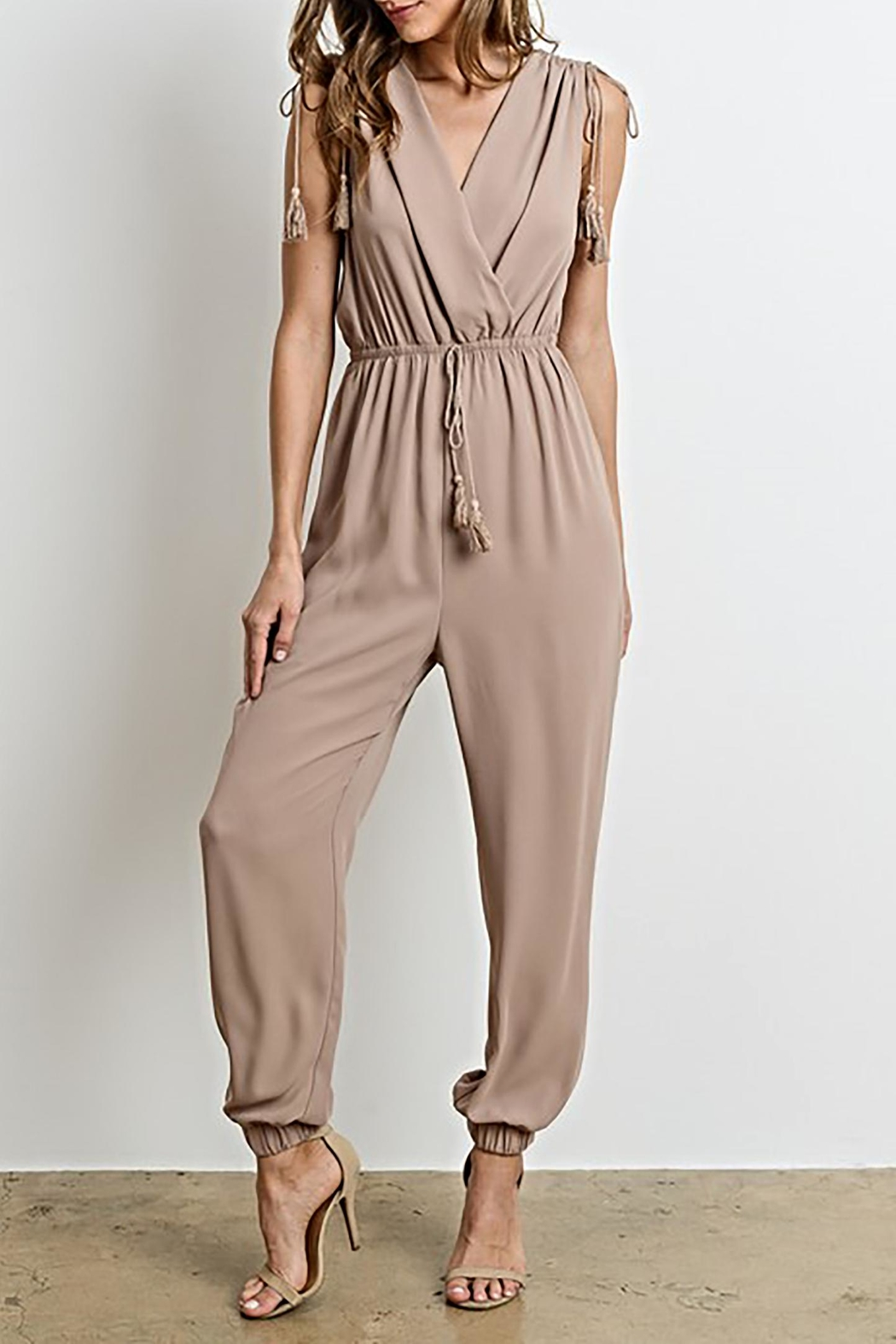 Style Trolley The Teretha Jumpsuit - Front Full Image