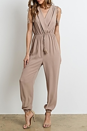 Style Trolley The Teretha Jumpsuit - Front full body