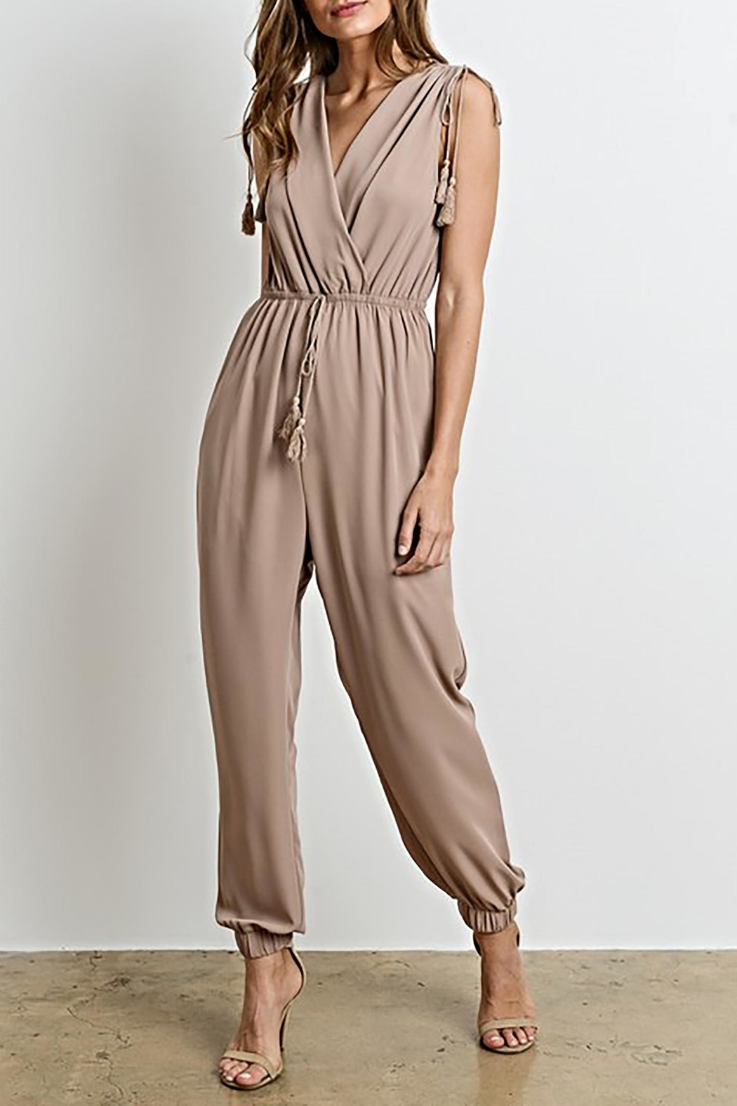 Style Trolley The Teretha Jumpsuit - Main Image