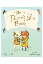 Houghton Mifflin Harcourt  The Thank You Book - Front cropped
