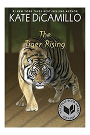 Penguin Books The Tiger Rising - Product Mini Image