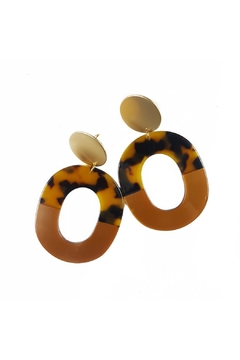 Fabulina Designs The Trenay Earrings - Product List Image