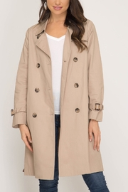 Lyn -Maree's The Trench - Front cropped