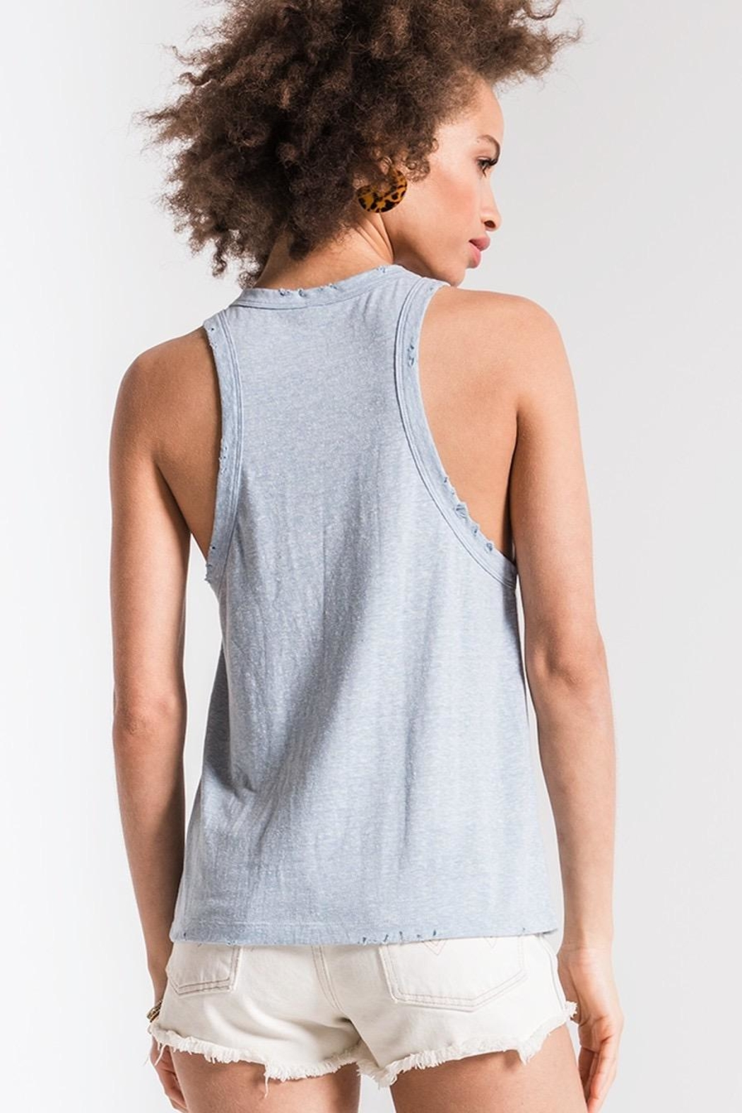 Zsupply The Triblend Tank - Side Cropped Image