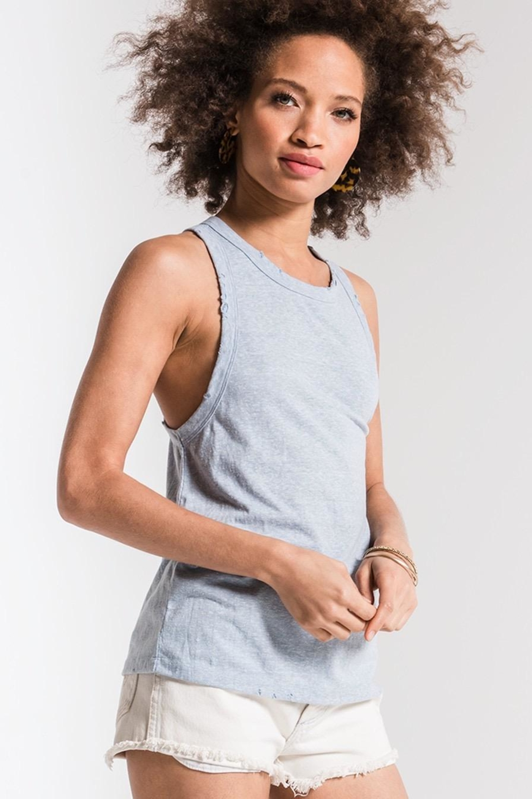 Zsupply The Triblend Tank - Front Full Image